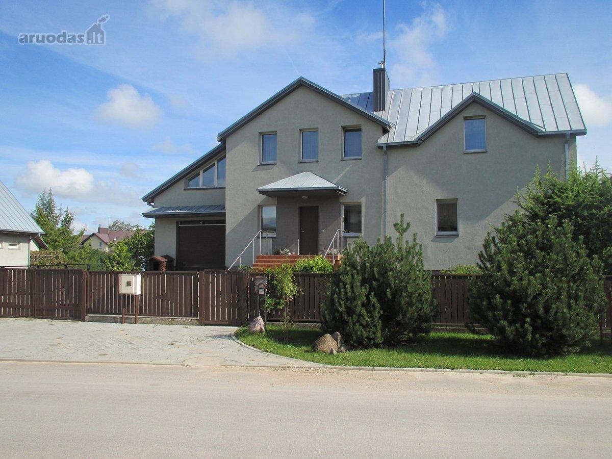 Kaunas, Romainiai, Paltiškių g., mūrinis namas