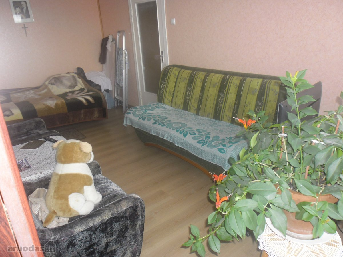 Šiauliai, Lieporiai, Gegužių g., 1 kambario butas