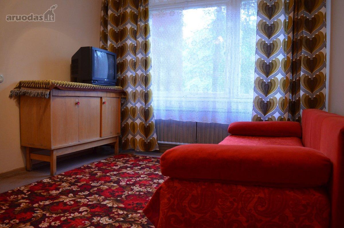 Vilnius, Karoliniškės, Algimanto Petro Kavoliuko g., 3 kambarių buto nuoma