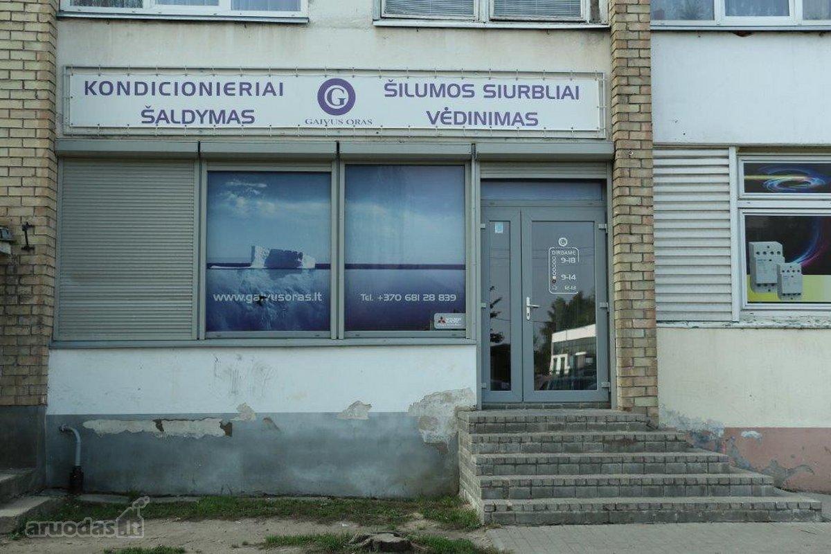 Marijampolės m., Centras, Beržų g., biuro, prekybinės, paslaugų, maitinimo, kita paskirties patalpos nuomai