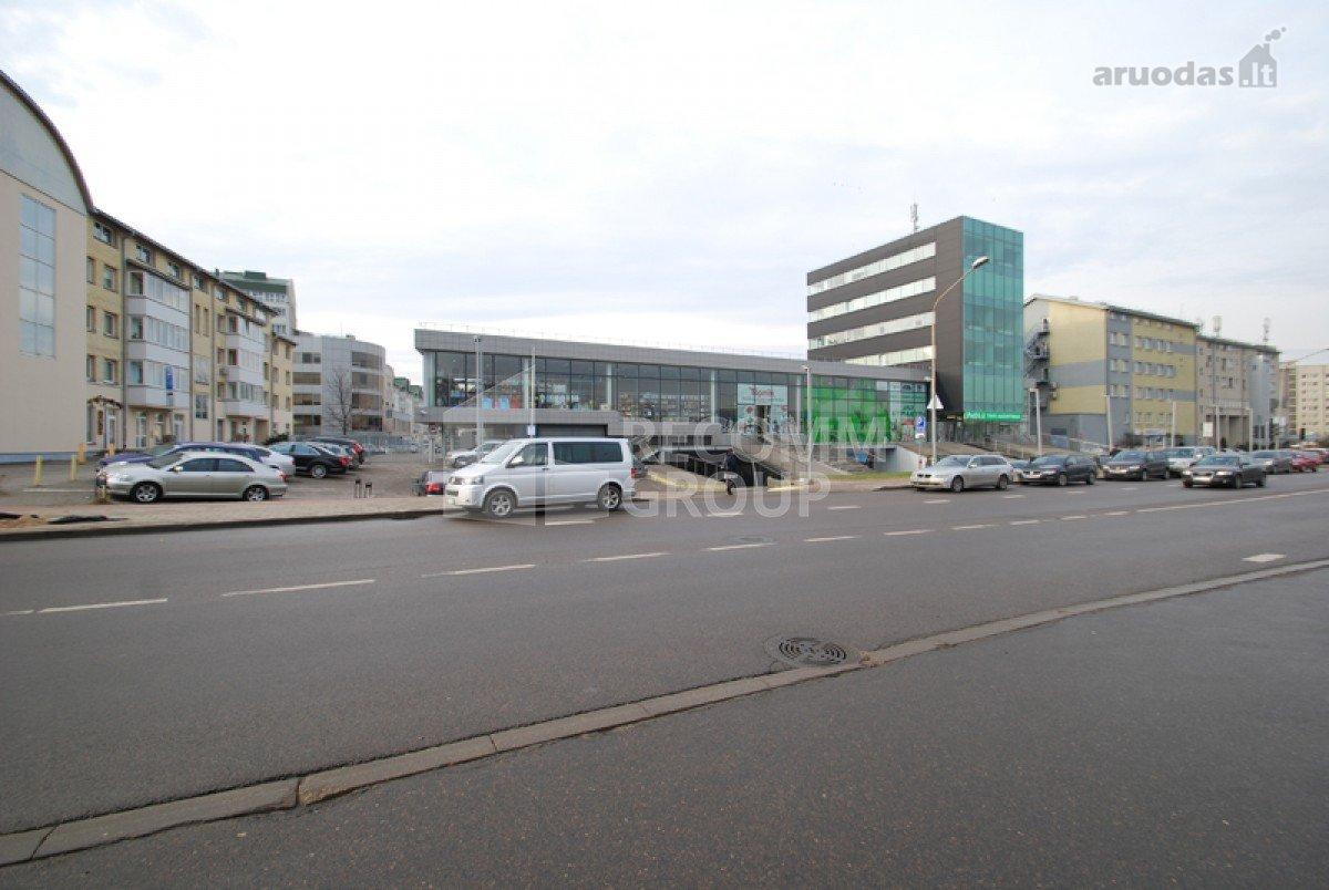 Vilnius, Pašilaičiai, Laisvės pr., sandėliavimo, gamybinės, kita paskirties patalpos nuomai