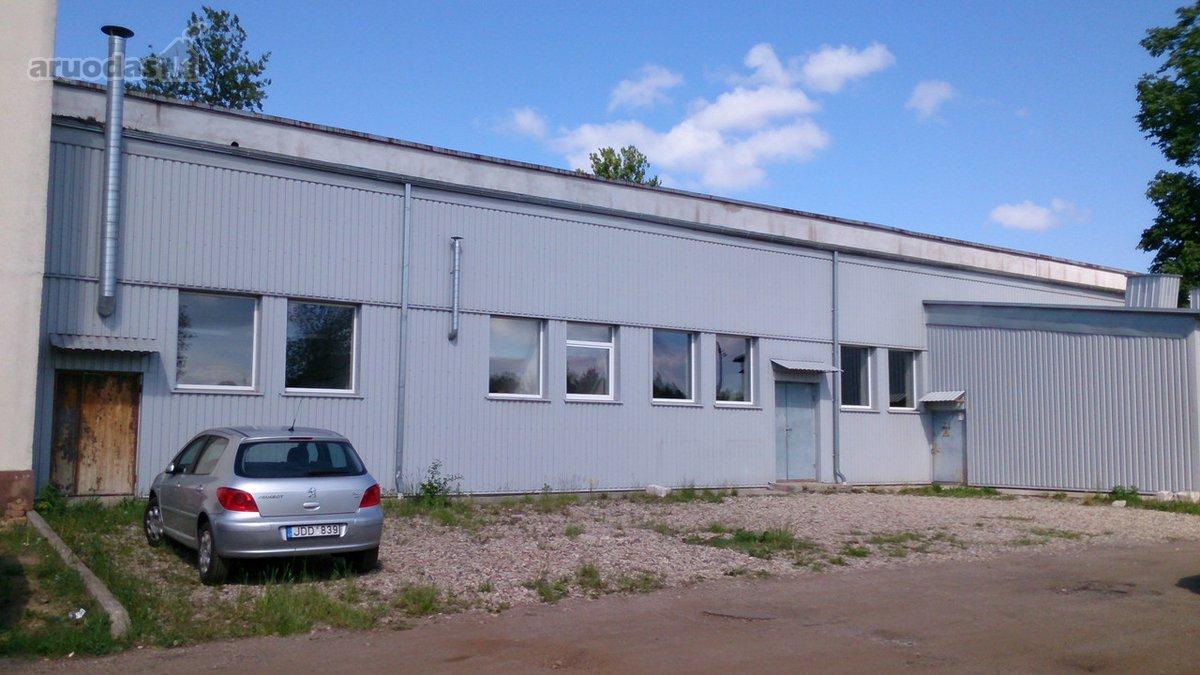 Vilnius, Naujoji Vilnia, Pramonės g., sandėliavimo, gamybinės, kita paskirties patalpos