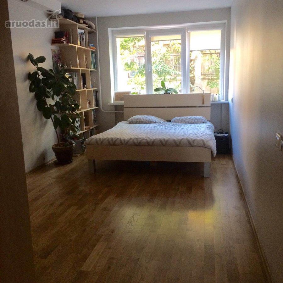 Vilnius, Senamiestis, Naugarduko g., 1 kambario buto nuoma