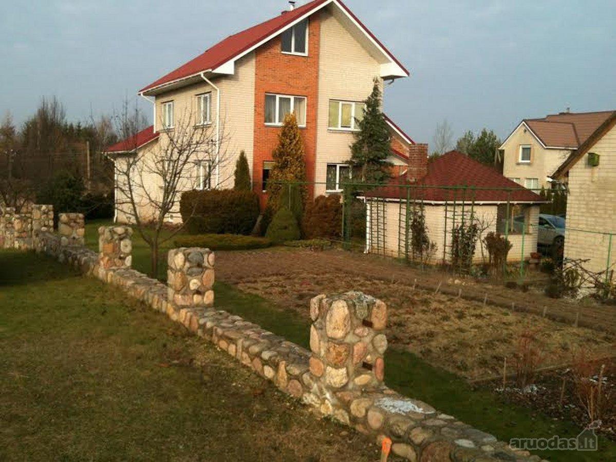 Vilnius, Zujūnai, Ramunių g., namų valdos paskirties sklypas
