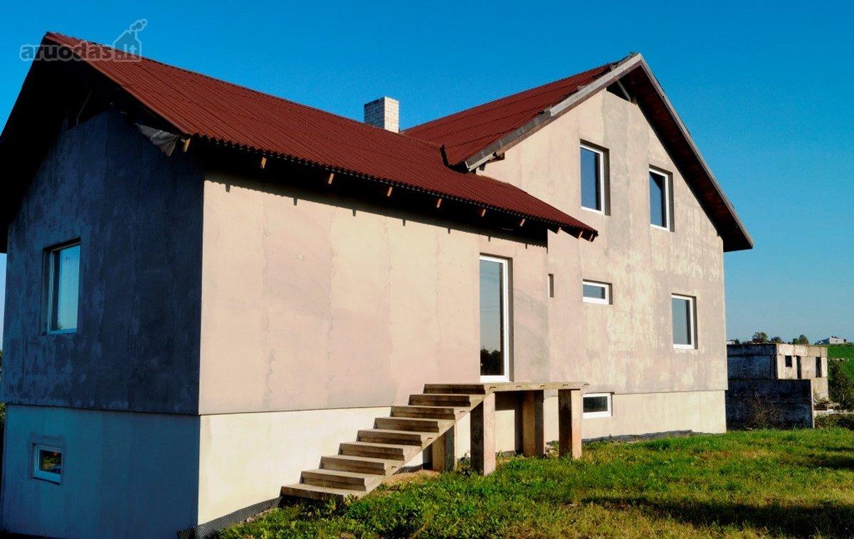 Kaišiadorių m., Pažardžių g., Namas (gyvenamasis)