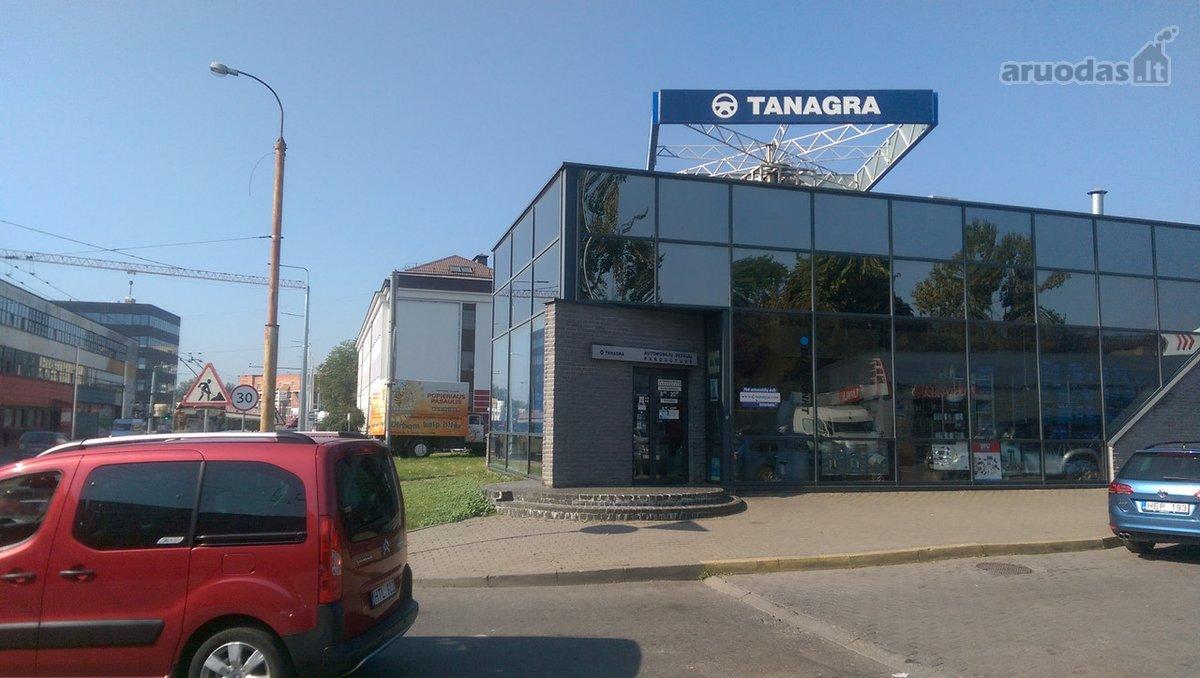 Vilnius, Naujamiestis, Kauno g., biuro, prekybinės, paslaugų, sandėliavimo, gamybinės, maitinimo, kita paskirties patalpos nuomai