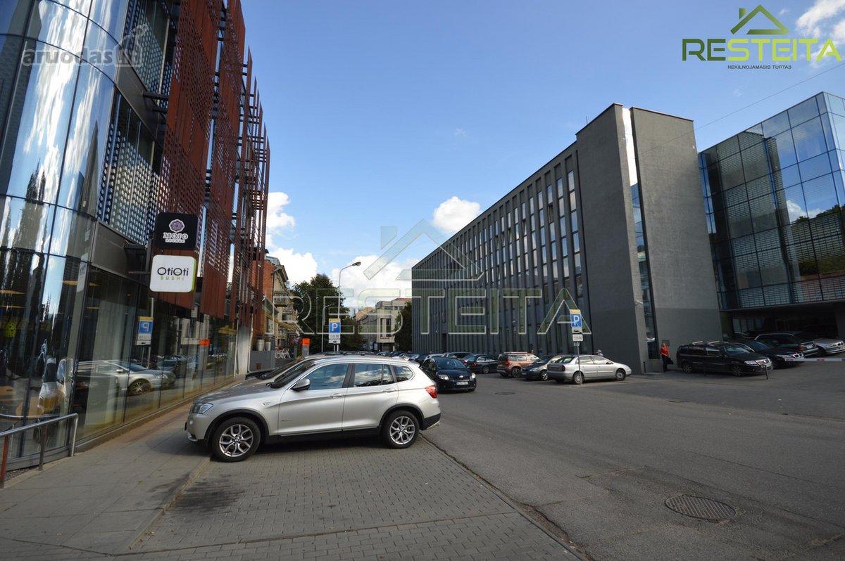 Kaunas, Centras, V. Putvinskio g., biuro paskirties patalpos nuomai