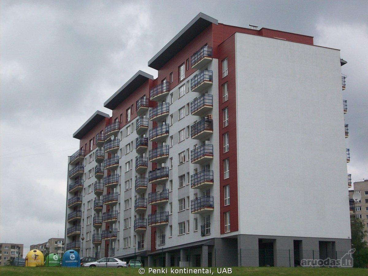 Vilnius, Fabijoniškės, P. Žadeikos g., 3 kambarių butas