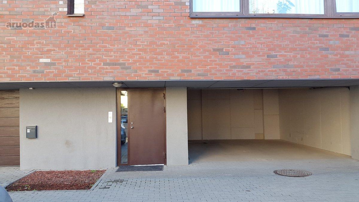 Kaunas, Centras, Laisvės al., brick garage for rent