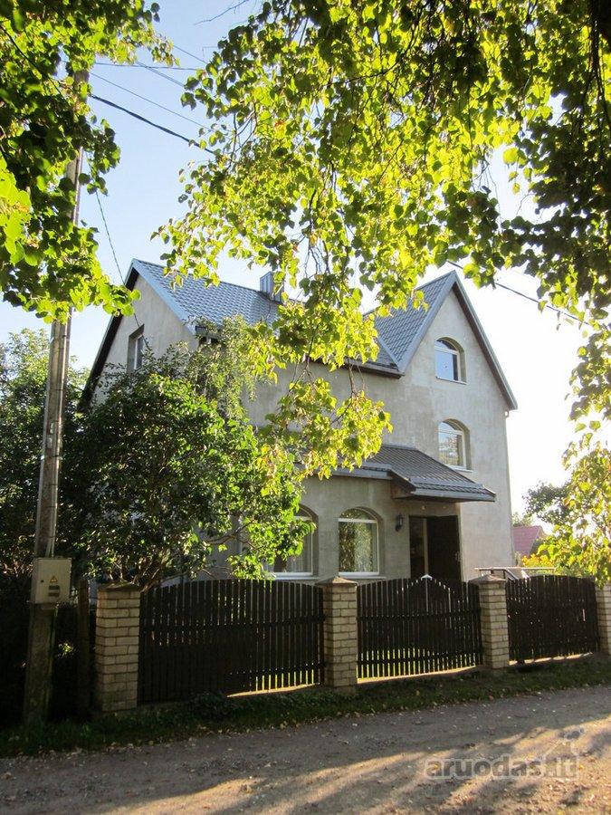 Vilnius, Pavilnys, Grūdų Sodų 4-oji g., mūrinis namas
