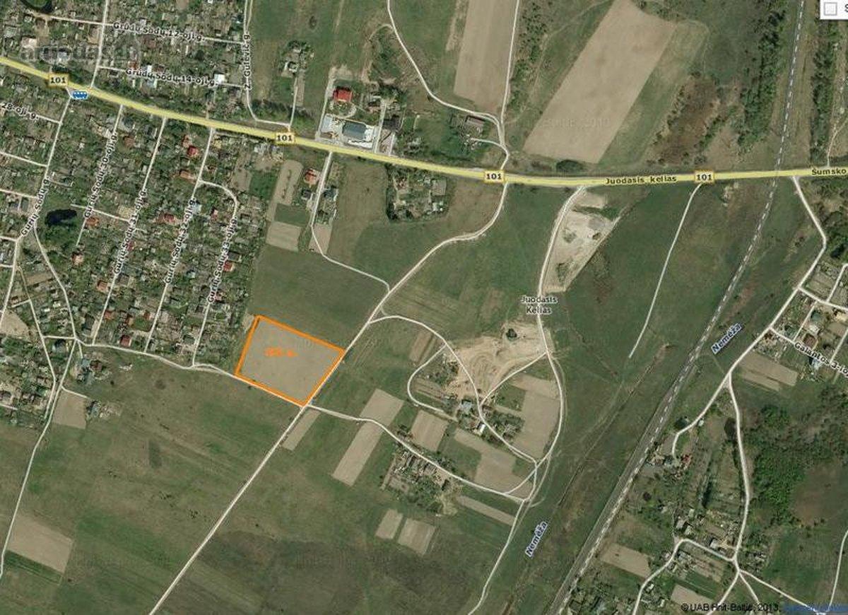 Vilnius, Pavilnys, namų valdos, žemės ūkio paskirties sklypas