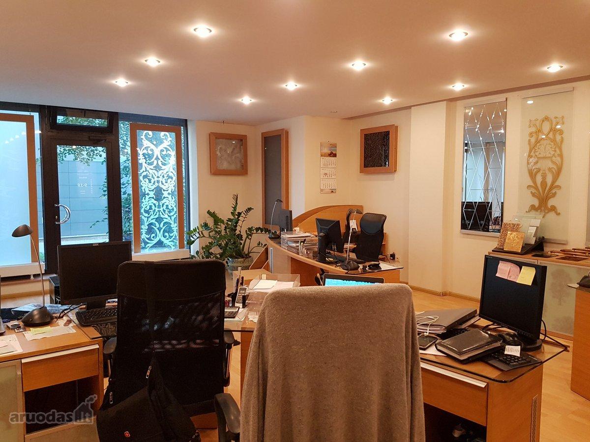 Vilnius, Žirmūnai, Rinktinės g., biuro, prekybinės, paslaugų paskirties patalpos nuomai