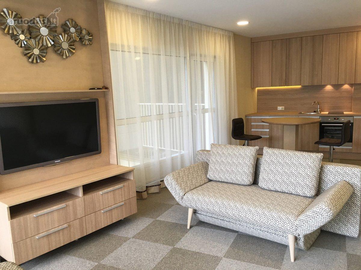 Kaunas, Žaliakalnis, Kalniečių g., 2 kambarių buto nuoma
