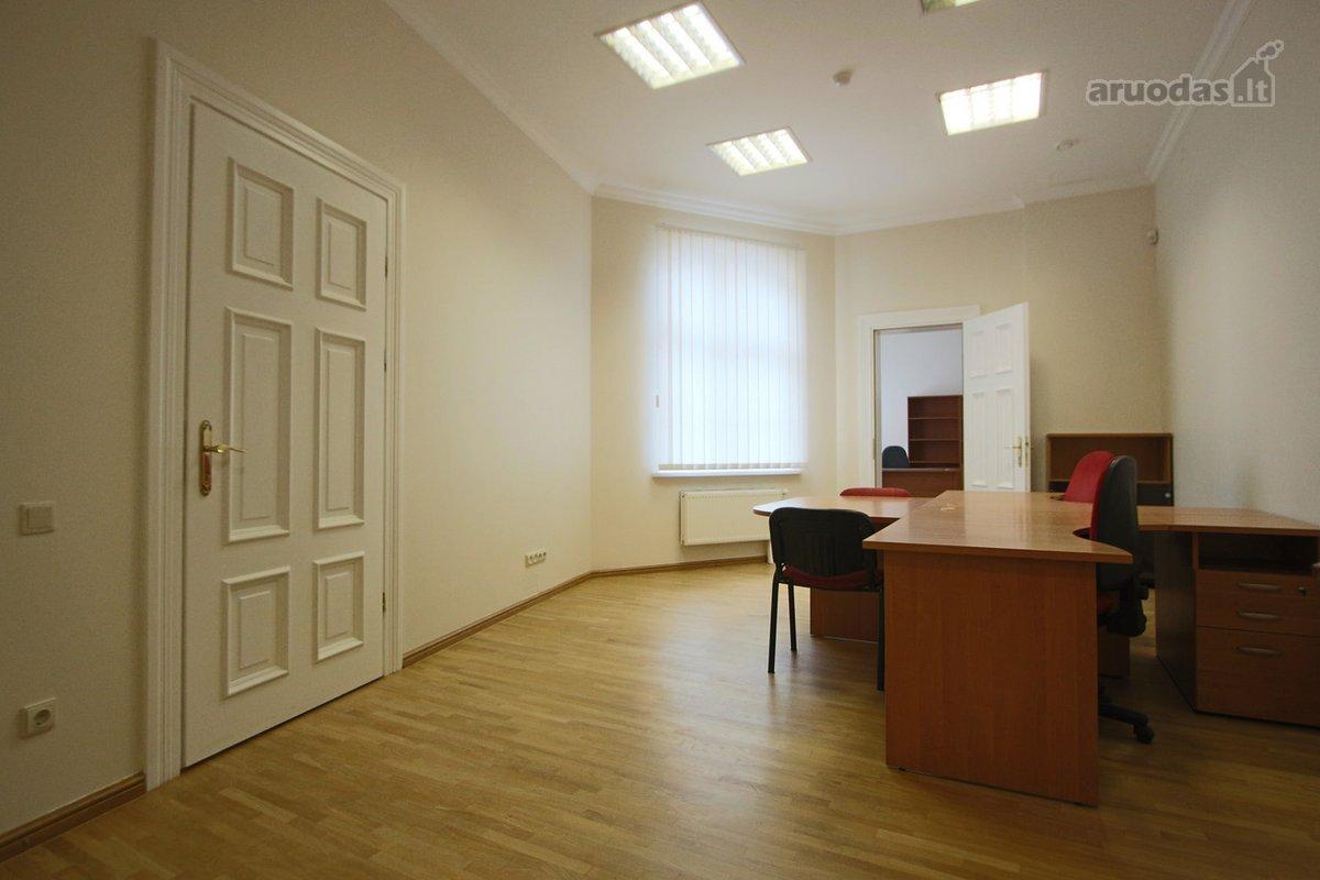 Klaipėda, Centras, Nemuno g., biuro, paslaugų, kita paskirties patalpos nuomai
