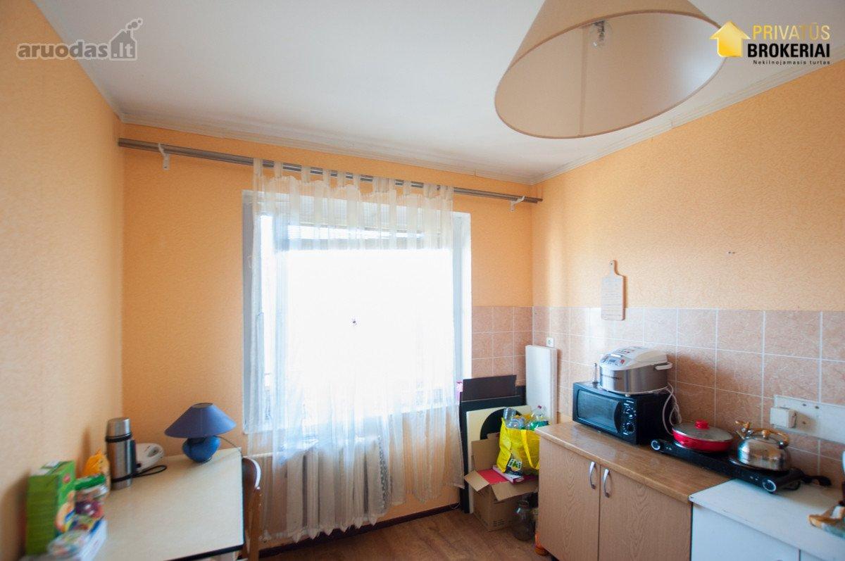 Vilnius, Šeškinė, Dūkštų g., 1 kambario buto nuoma