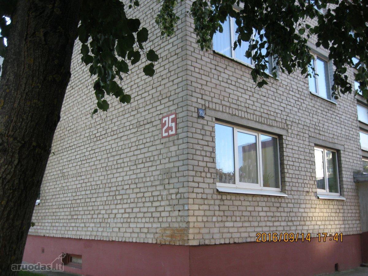 Marijampolės sav., Marijampolės m., Degučiai, Draugystės g., 1 kambario butas