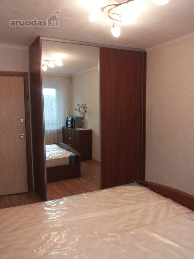 Vilnius, Lazdynai, Architektų g., 3 kambarių buto nuoma