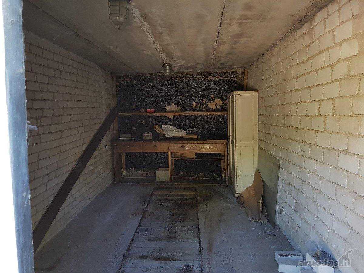 Vilnius, Antakalnis, Žirgo g., mūrinis garažo nuoma