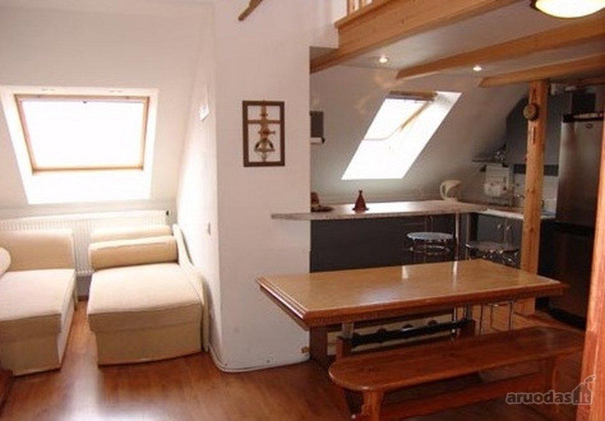 Neringos m., Taikos g., 3 kambarių butas