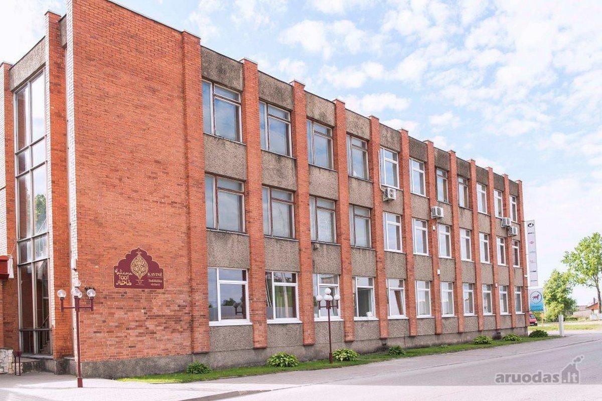 Marijampolės sav., Marijampolės m., Laikštė, Sasnavos g., biuro, prekybinės, sandėliavimo paskirties patalpos nuomai