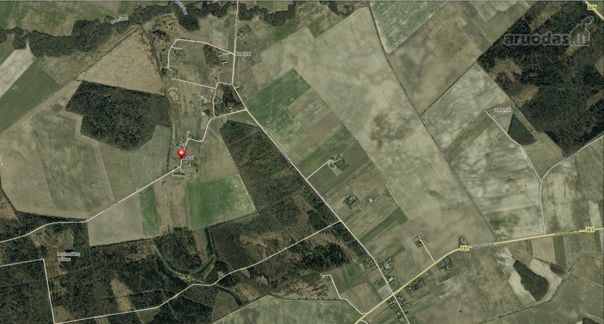 Tik 18 km nuo Klaipėdos parduodamas 1,10 ha