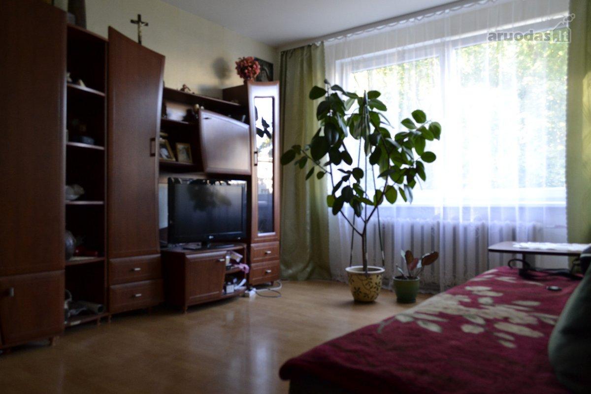 Vilniaus r. sav., Baltosios Vokės k., Miško g., 2 kambarių butas