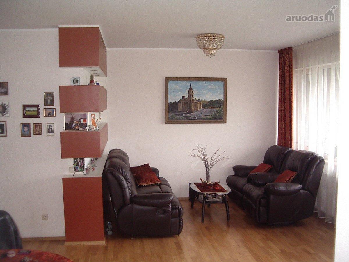 Vilnius, Šnipiškės, Žalgirio g., 3 kambarių buto nuoma