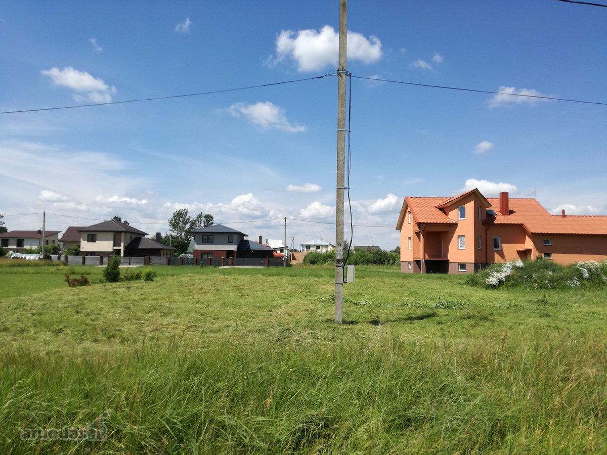 Kaunas, Aleksotas, Kavalerijos g., namų valdos paskirties sklypas