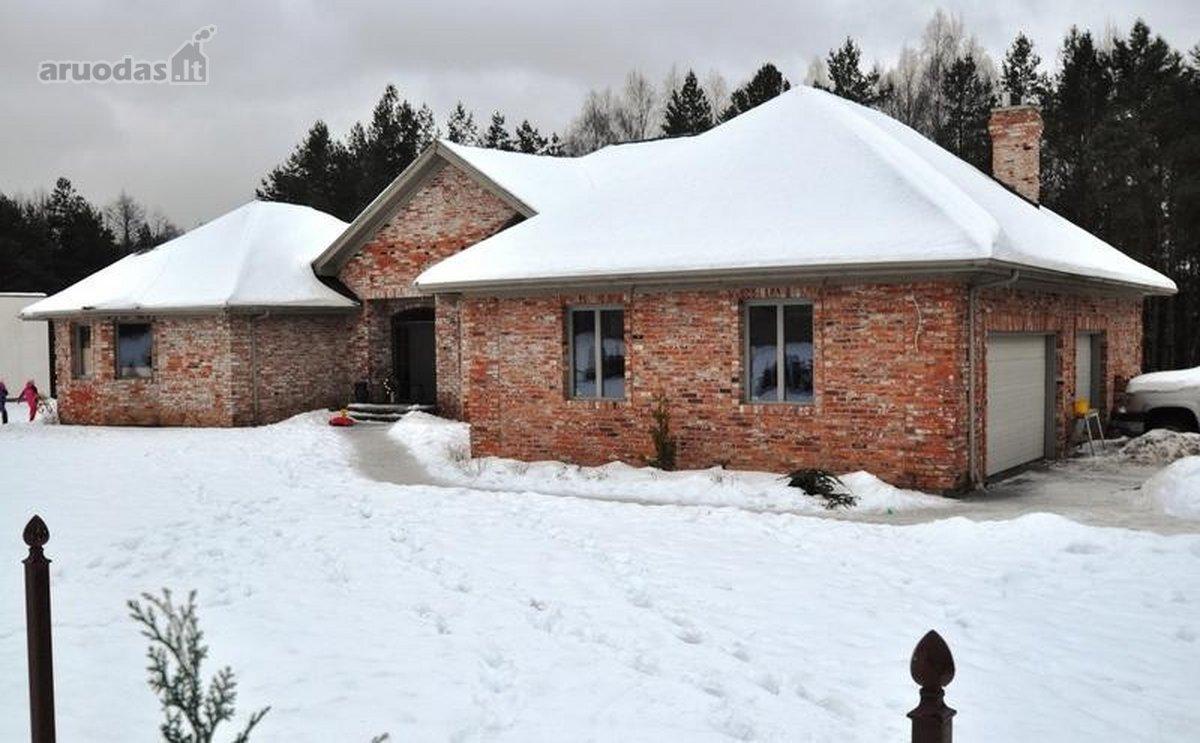 Vilniaus r. sav., Verkšionių k., Neries Kilpų g., mūrinis namas