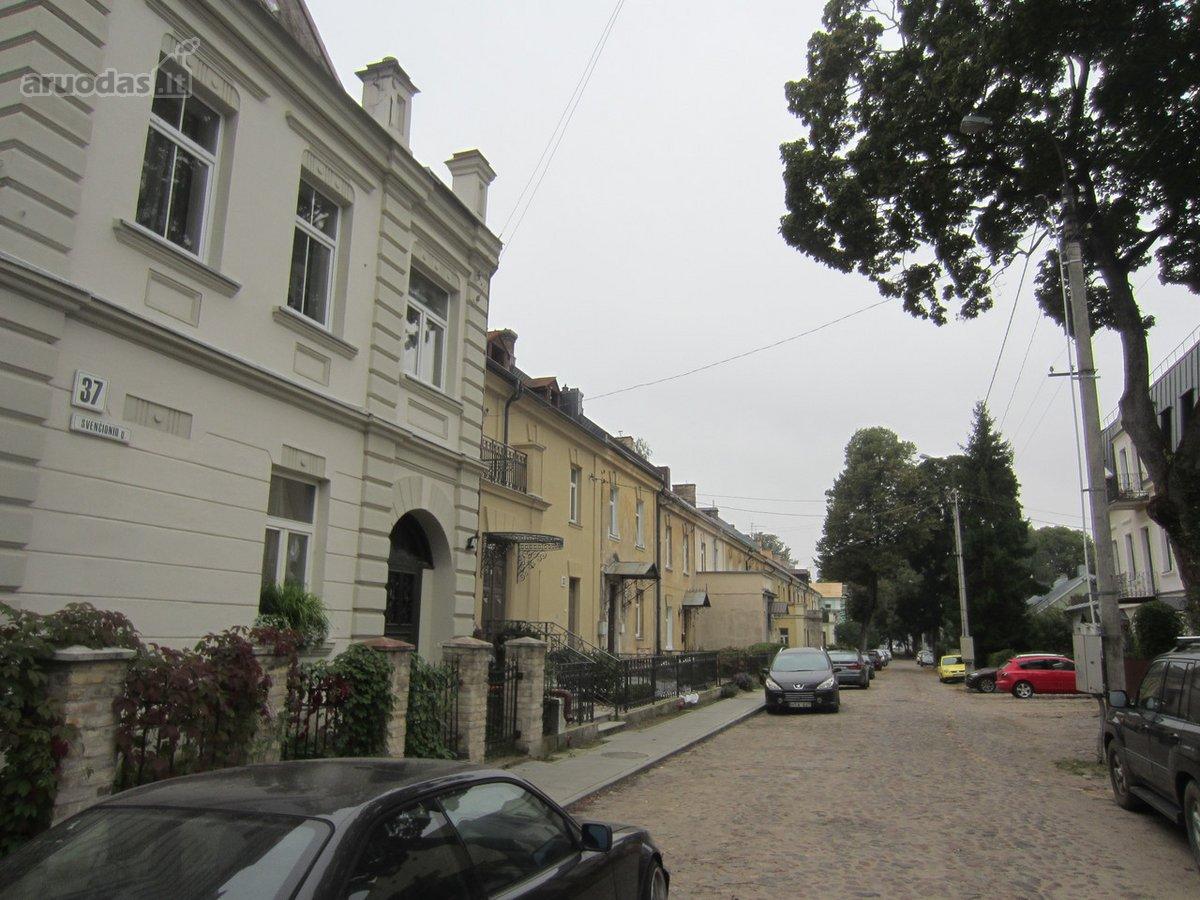 Vilnius, Senamiestis, Švenčionių g., mūrinis namas nuomai
