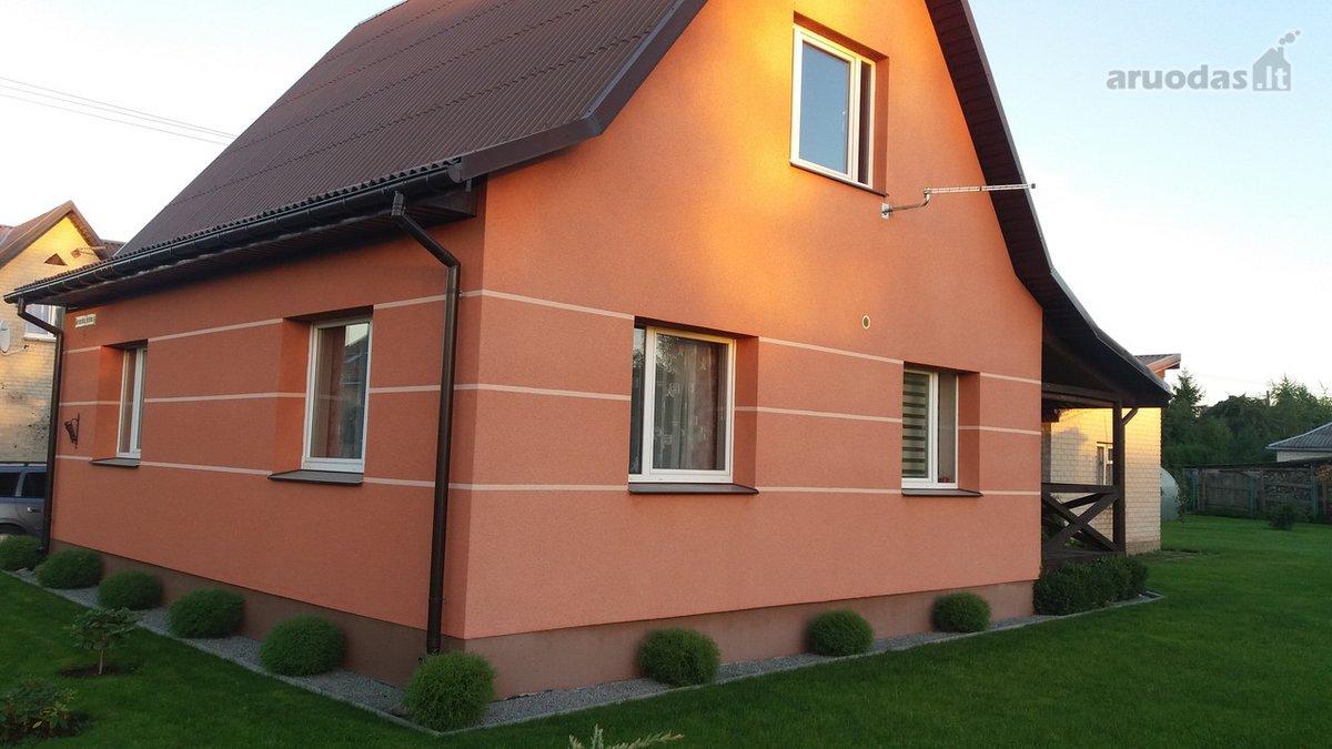 Kaunas, Panemunė, Bernardinų Plytinės g., mūrinis namas