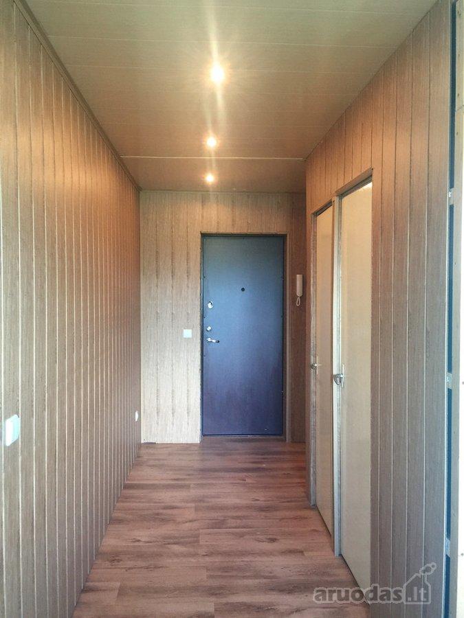 Kėdainių m., A. Kanapinsko g., 1 kambario buto nuoma