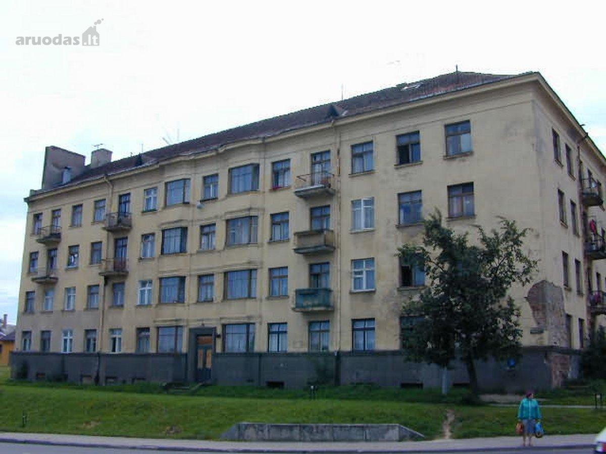 Vilnius, Senamiestis, Subačiaus g., 1 kambario butas