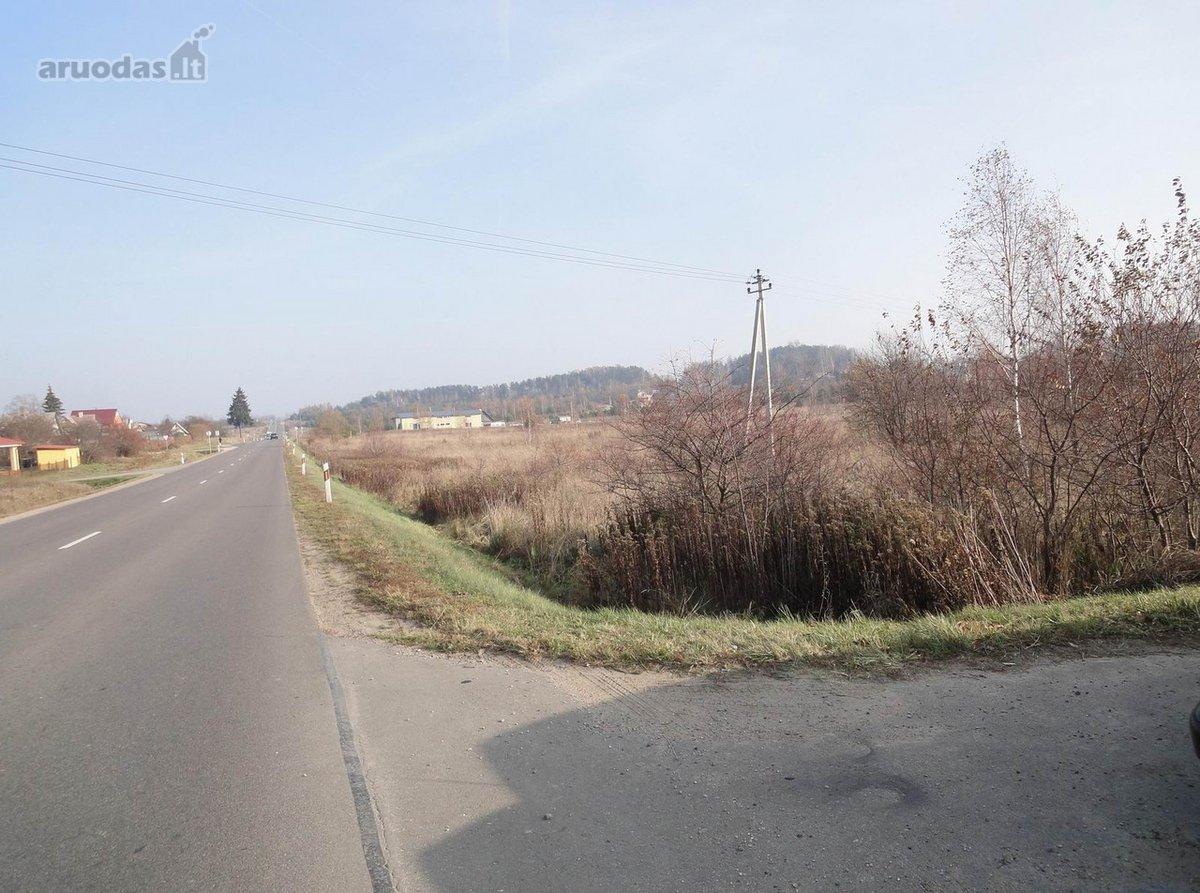 Vilnius, Salininkai, Salininkų g., žemės ūkio, gamybinės, komercinės, kitos paskirties sklypas