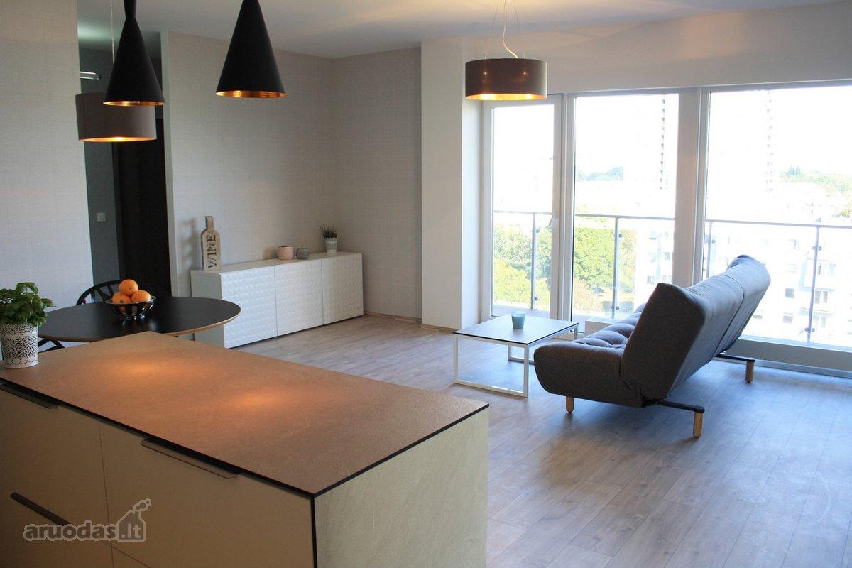 Klaipėda, Vėtrungė, Birutės g., 3 kambarių butas