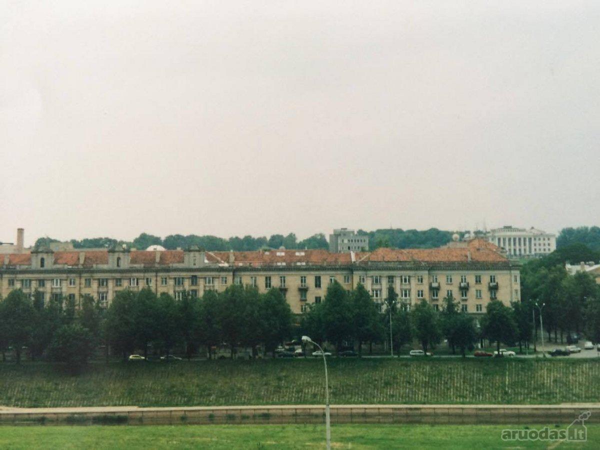 Vilnius, Naujamiestis, A. Goštauto g., 4 kambarių butas