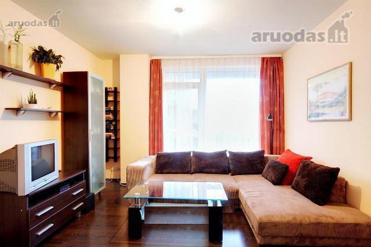Vilnius, Visoriai, Fizikų g., 3 kambarių butas