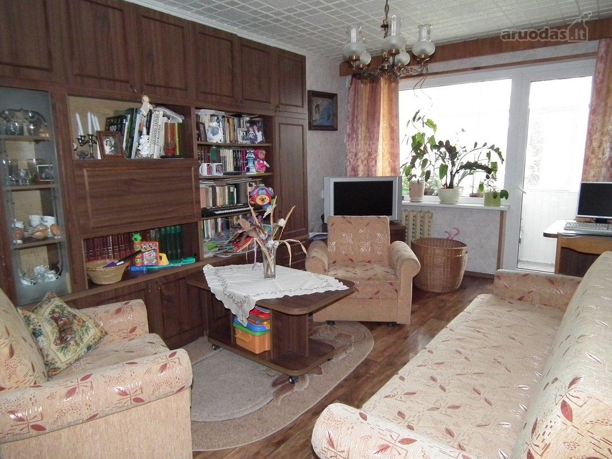 Alytus, Putinai, A. Jonyno g., 3 kambarių butas