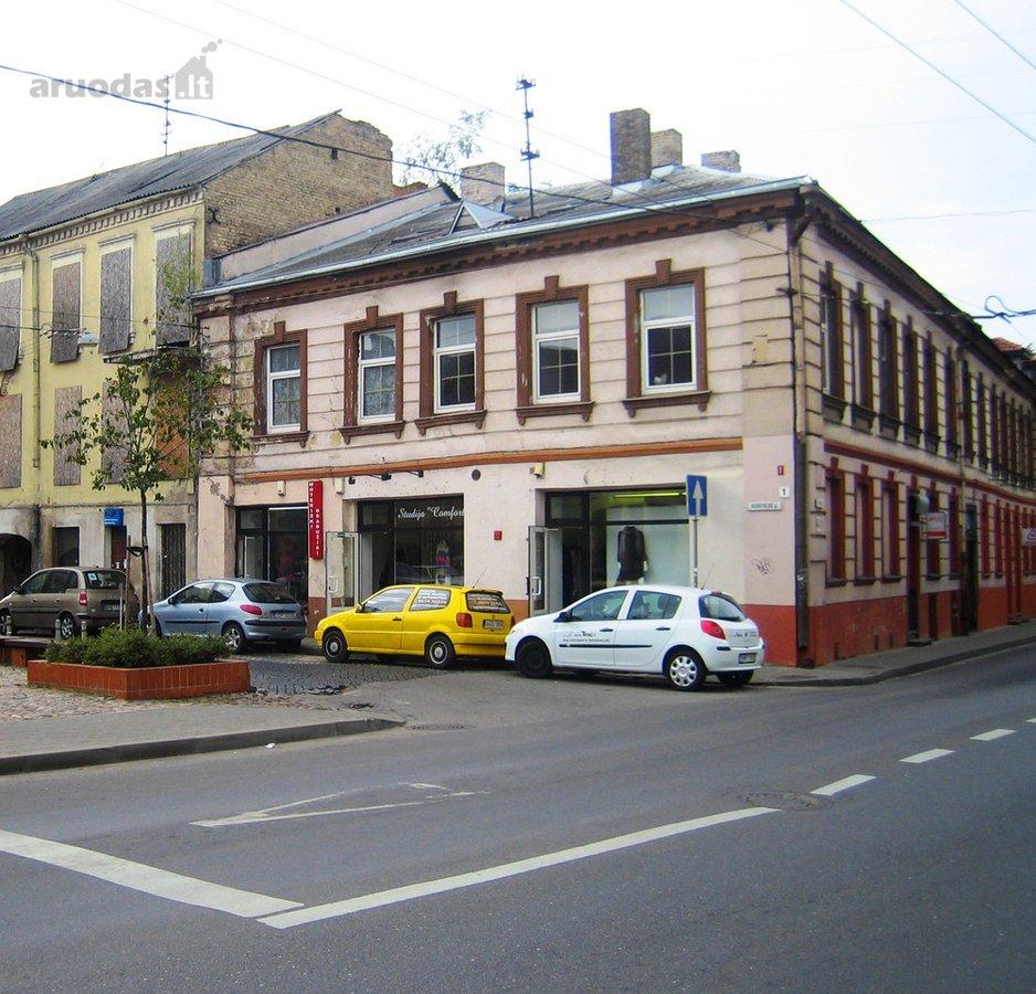 Vilnius, Senamiestis, Pylimo g., 2 kambarių butas