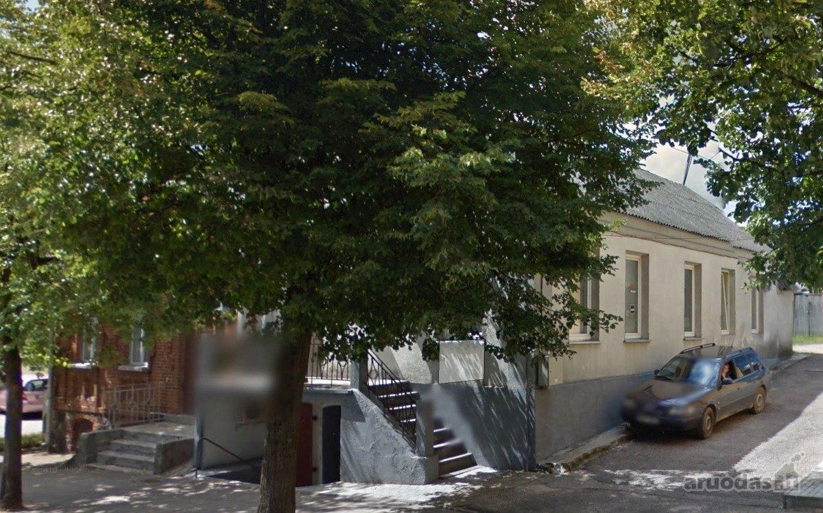 Molėtų r. sav., Molėtų m., Vilniaus g., biuro, prekybinės, paslaugų paskirties patalpos