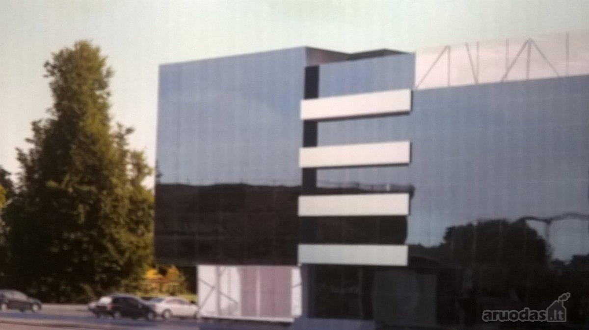 Vilnius, Kalvarijų g., komercinės paskirties sklypas