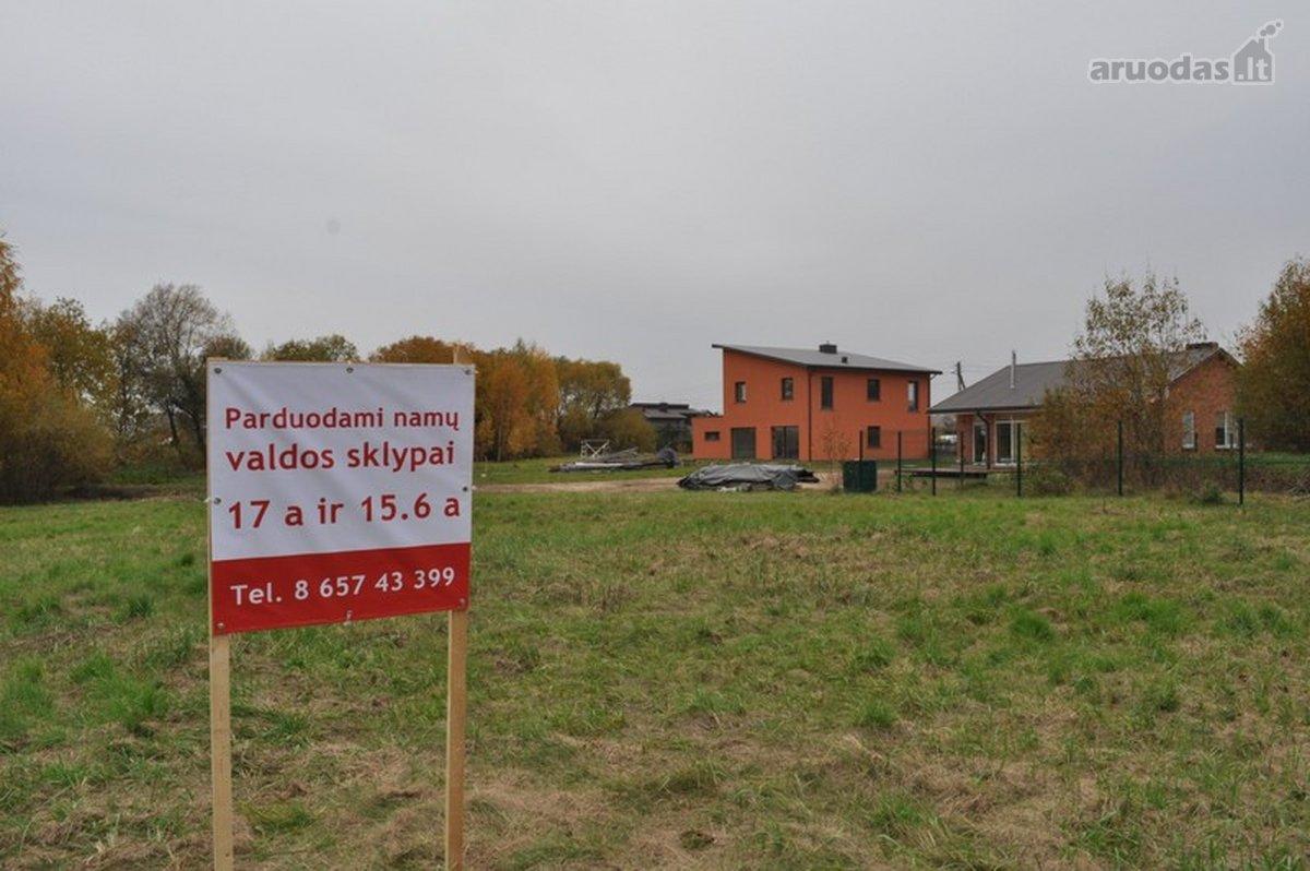 Kauno r. sav., Neveronių k., namų valdos paskirties sklypas