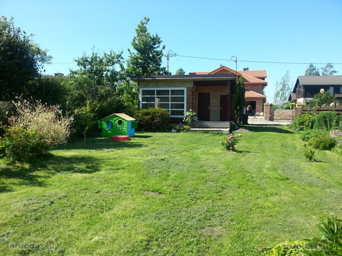 Klaipėda, Mažojo kaimelio, Dobilo 1-oji g., namų valdos paskirties sklypas