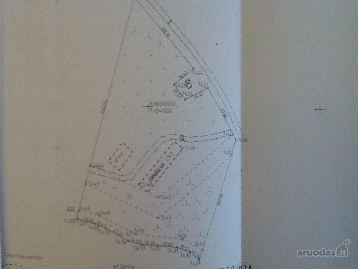 Elektrėnų sav., Semeliškių mstl., namų valdos, žemės ūkio, komercinės paskirties sklypas