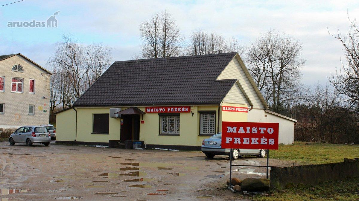 Vilniaus r. sav., Čekoniškių k., Čekoniškių g., biuro, prekybinės, paslaugų, sandėliavimo, gamybinės, maitinimo paskirties patalpos