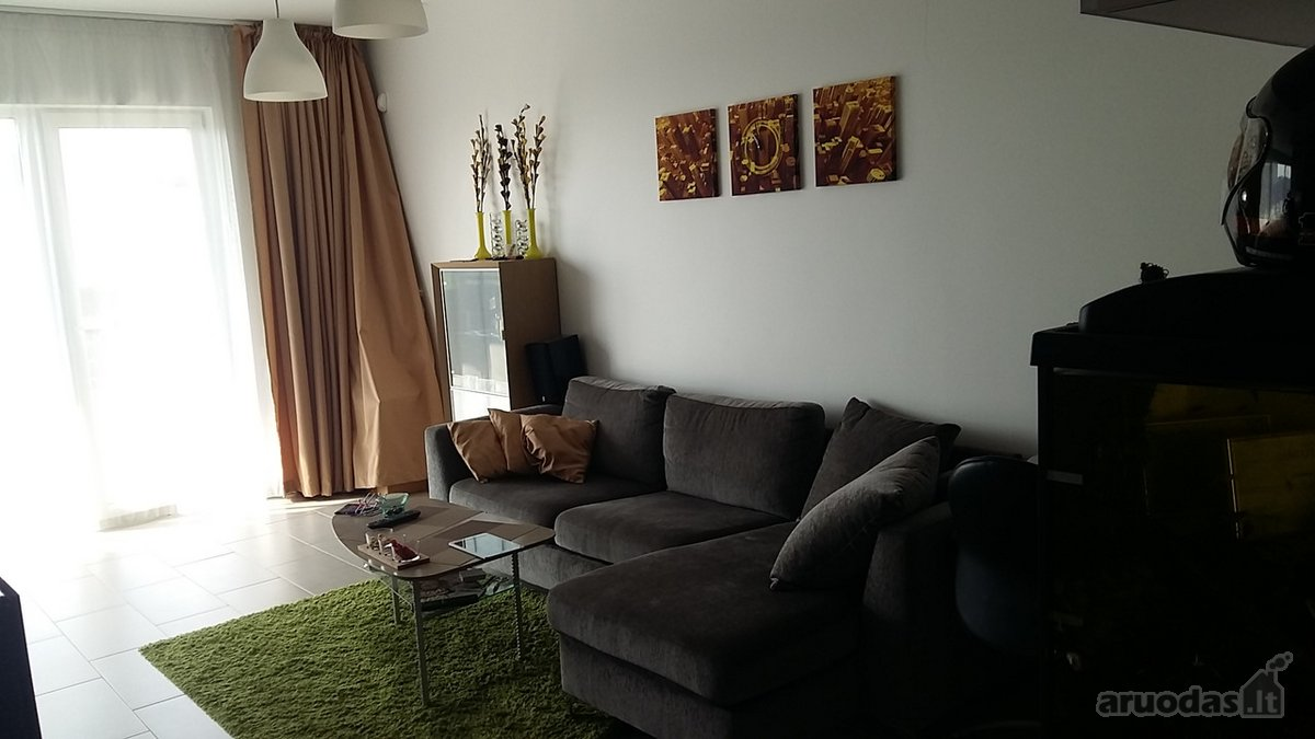 Kauno r. sav., Giraitės k., Adolfo Šapokos g., 2 kambarių butas
