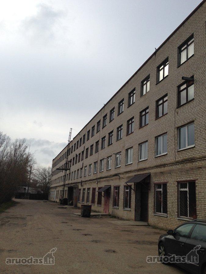 Vilnius, Naujoji Vilnia, Pramonės g., biuro, prekybinės, paslaugų, sandėliavimo, gamybinės, maitinimo, kita paskirties patalpos