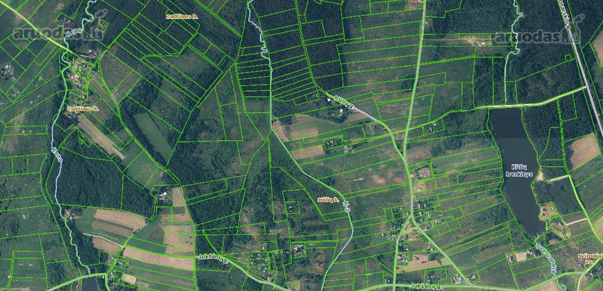Vilniaus r. sav., Savičiūnų k., žemės ūkio paskirties sklypas