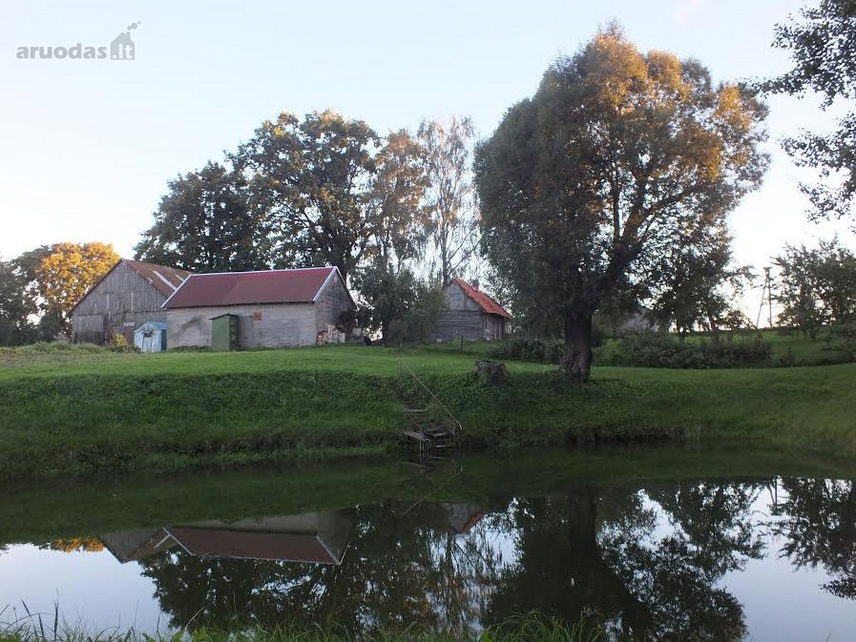 Vilkaviškio r. sav., Kybartų k., Smėlyno g., medinis sodo namas