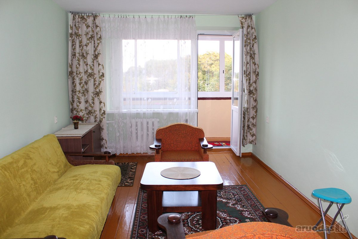 Vilnius, Užupis, Filaretų g., 1 kambario buto nuoma